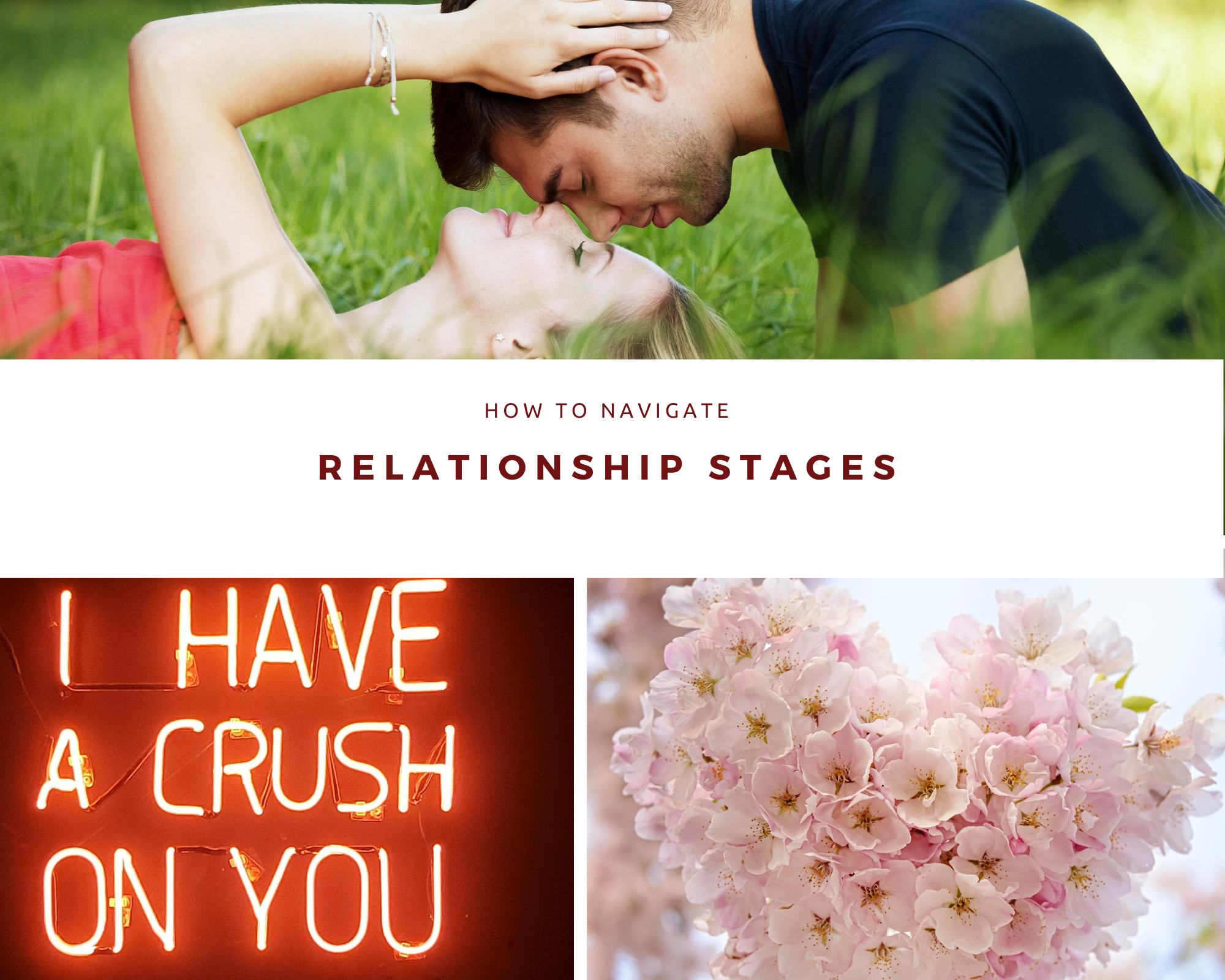 five stages of relationship