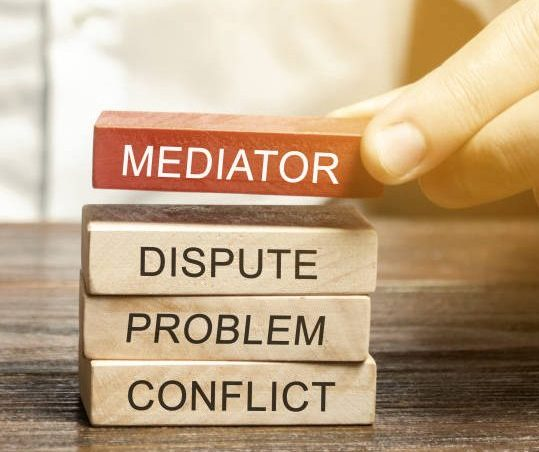 What are the advantage of mediation?